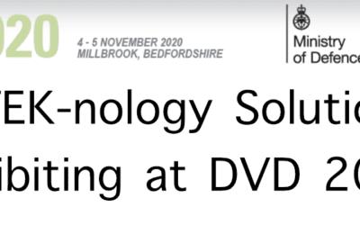 HITEK-nology Solutions at DVD 2020